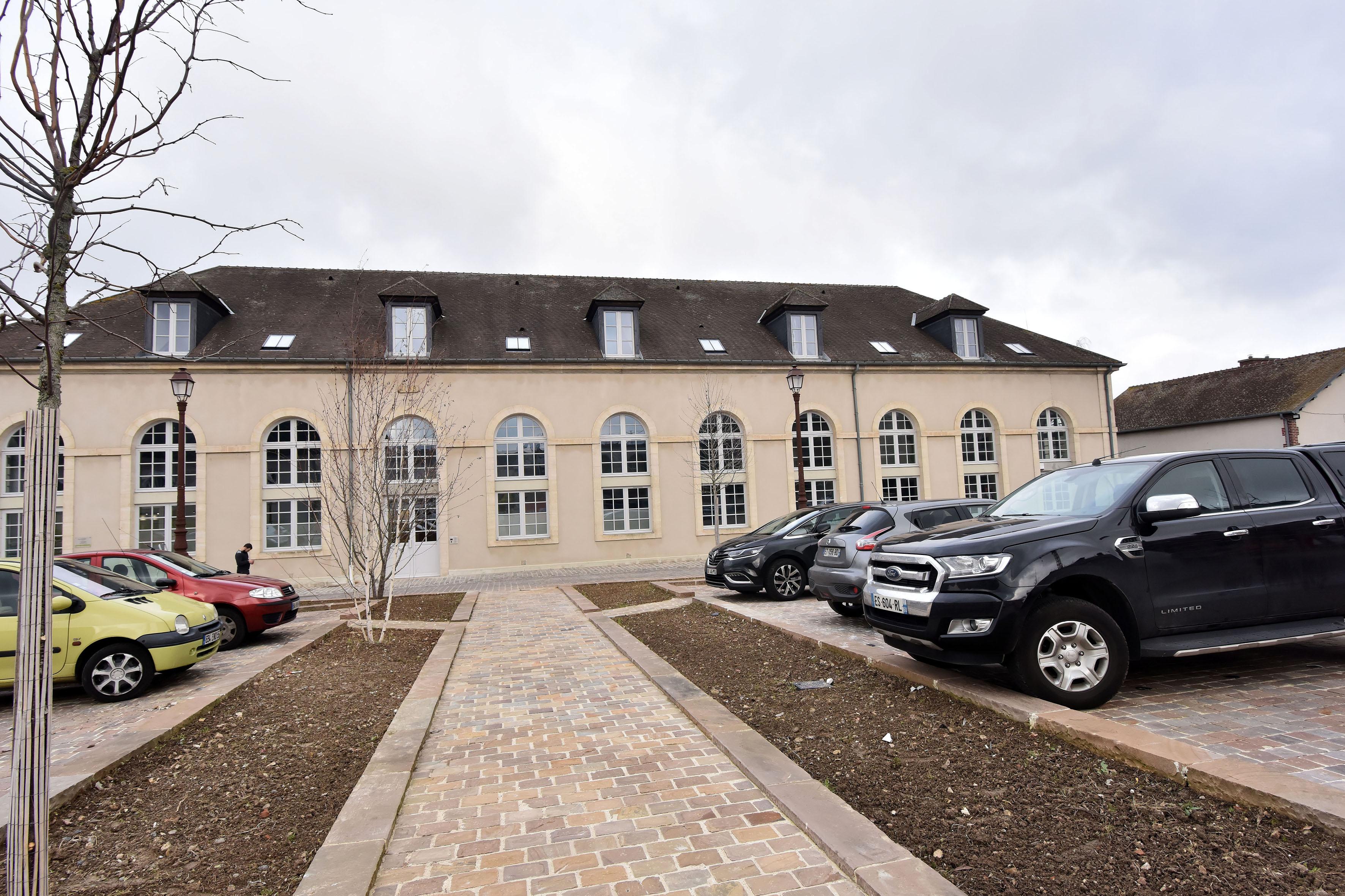 Maison médicale à Compiègne